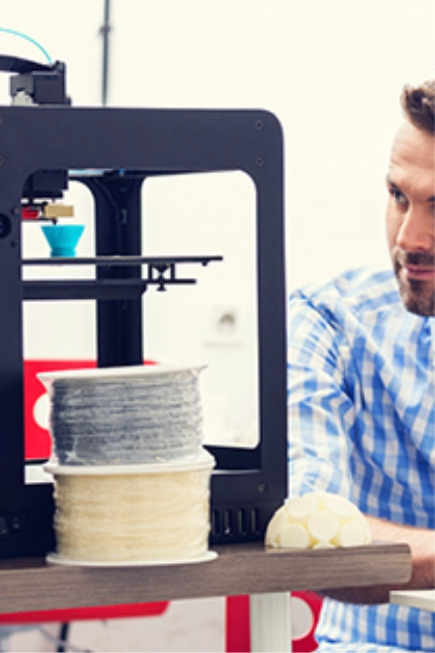 Executive's guide to the business possibilities of 3D printing